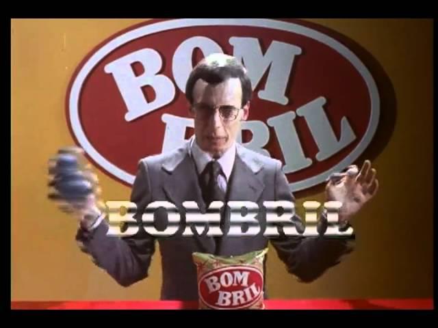 Comercial BOMBRIL - Limpa vidros sem riscar!