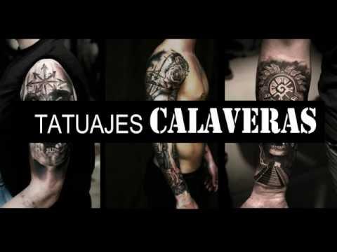 TATUAJES DE CALAVERA PARA HOMBRE    | skulls Tattoos