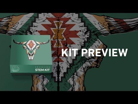 Kit Preview - Grassland (Stem Kit)