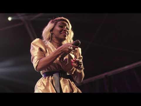 Pérola ao vivo no Maputo Internacional Music Festival (Forever)