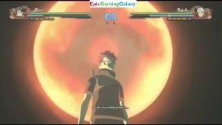 Shisui Uchiha's Kotoamatsukami: Kobo Ultimate Genjutsu In Naruto Shippuden Ultimate Ninja Storm 4.
