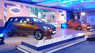 2018 Datsun Go & Go+ Facelift Detailed Walkaround | Cardekho.Com