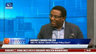 Analysing Buhari's New Direction For 2019-2023 |Business Morning|
