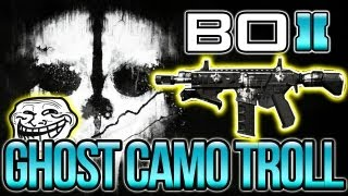 "New Ghost Camo Troll ""Black Ops 2 Ghost Camo"""