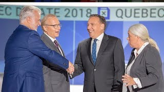 Quebec election:  What are anglophones looking for?