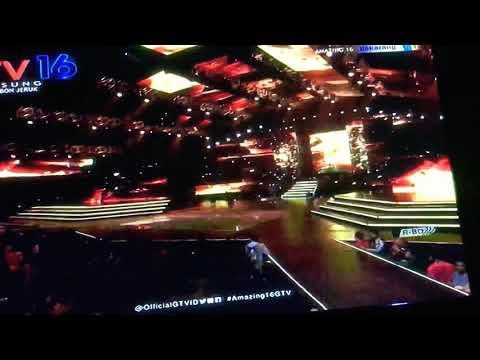 """Burgerkill """"Amazing 16 GTV"""" (Tiga Titik Hitam) feat Fadly Padi"""