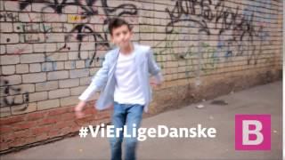 #ViErLigeDanske