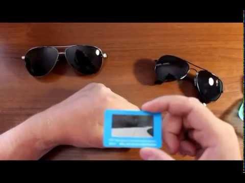 Поляризационные очки для водителя как выбрать