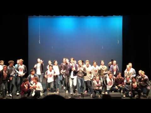 Sing Off 2016 | St. Kevin's - Boy Bandz