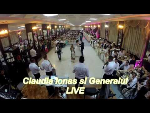 Live - Florin Ionas - Generalul si Claudia Ionas - Colaj de joc