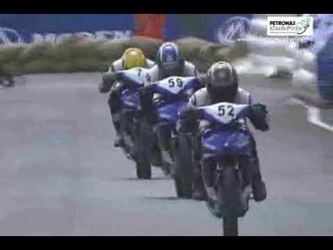 Round 8 - Yamaha 135LC Challenge - 2009 PETRONAS AAM Malaysian Cub Prix Championship