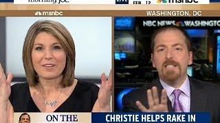 MSNBC Catfight Gets Tense