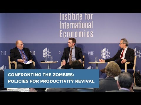 Confronting the Zombies: Policies for Productivity Revival