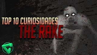 "TOP 10 CURIOSIDADES DE THE RAKE | ""Mundo Creepypasta"""
