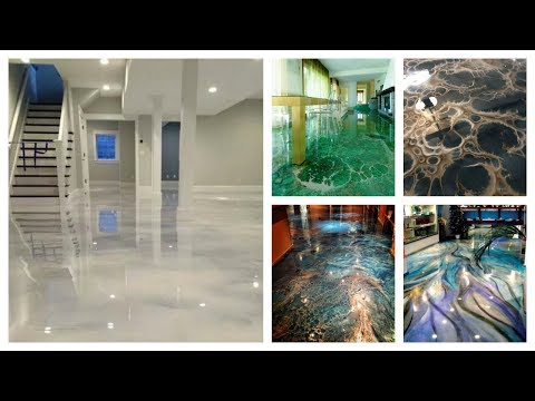 Epoxy Floor Designs | Ideas & Inspirations