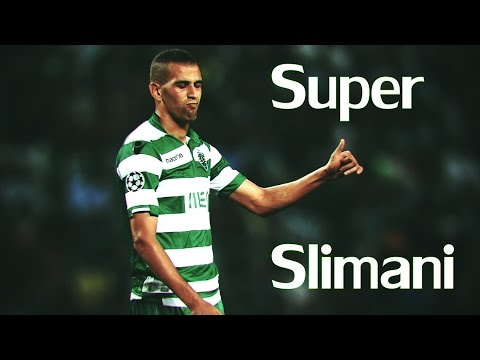 Islam Slimani ► Super Slimani | Sporting CP | 2015/2016
