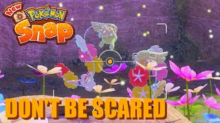 New Pokemon Snap – Don't Be Scared