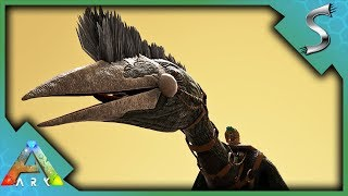 SOLO QUETZAL TAMING WITH TAPEJARA METHOD! - Ark: Survival Evolved [S4E54]