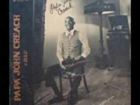 "Papa John Creach - ""Papa Johns Down Home Blues"""