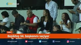 CANLI | Beşiktaş'ta seçim heyecanı... Övünç Özdem aktarıyor