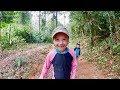 Djungel & vattenfall med fiskar som äter på oss - Thailand VLOGG