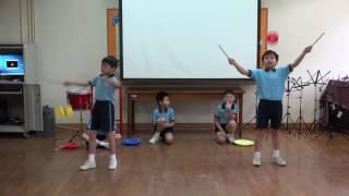 開放日-雜耍表演