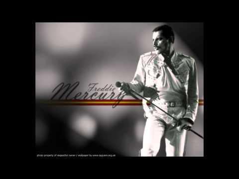 Freddie Mercury - Living On My Own (432Hz) (Earphones Recommended) 1080P