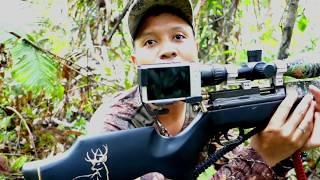Ketika Beringin Berbuah, berburu punai dengan unit hunter gendenkk VH1