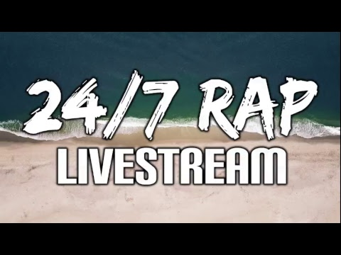 ? 24/7 Rap and Hip Hop Music Rap Livestream - Rap Pack (Justin Stone, Russ, Witt Lowry, Sik World)