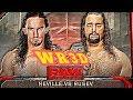 Wrestling Revolution 3D WWE Mod: Rusev Vs. Neville