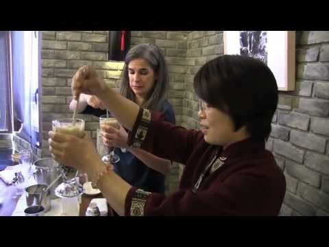 【Taiwan Tourism NY】Making Bubble Tea with Pauline Frommer!