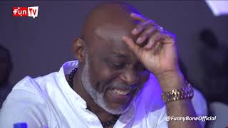 Efe Warri Boy Thrills the Crowd at FunnyBone Comedy Show - FUNNYBONE UNTAMED 3