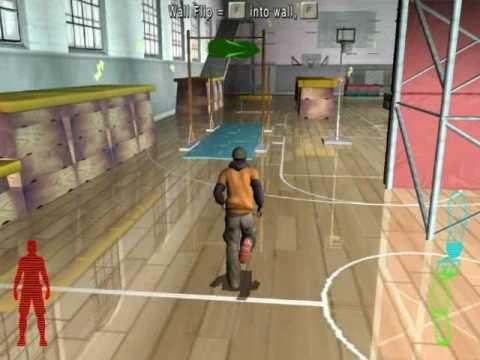Free Running PC Gameplay Gym