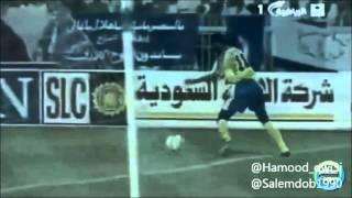أهداف الأسطورة ماجد عبدالله في النهائيات