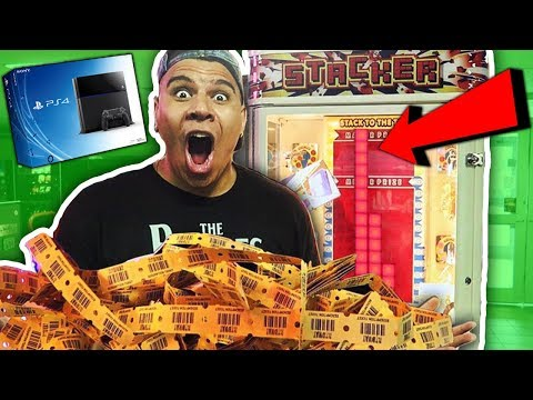 WINNING THE SUPER JACKPOT!! NEVER LOSE!! **100% WIN RATE ARCADE HACK**