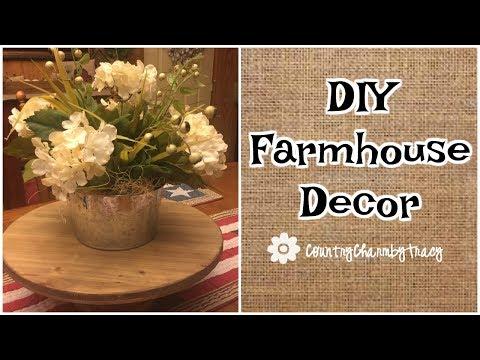 diy-farmhouse-decor- -floral-arrangement-for-my-dining-table