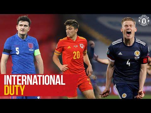 International Duty   Cavani, Maguire, Pogba, Van De Beek   Manchester United