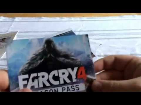 Far cry 4 PS3 Unboxing