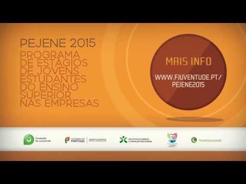 Vídeo Promocional do PEJENE 2015