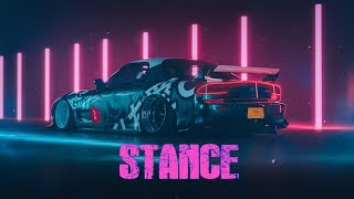 'STANCE' | A Synthwave and Darkwave Mix