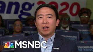 Andrew Yang Explains His Healthcare Plan | All In | MSNBC