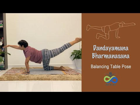 Balancing Table Pose Variations | Coordination Pose | 10 Min Back Yoga