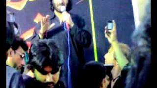 Nadeem Sarwar live Noha in Abbas Town A
