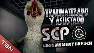 TRAUMATIZADO Y ASUSTADO EN SCP - Containment Breach NUEVA VERSIÓN 0.9.1