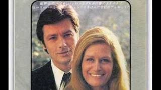 PAROLES PAROLES DALIDA & ALAIN DELON