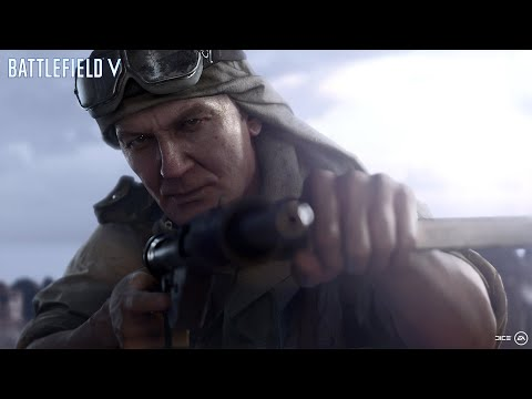 Battlefield V - Official Single Player Trailer