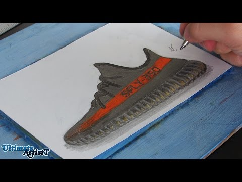 Yeezy Drawing at PaintingValley.com   Explore collection ...  Yeezy Drawing