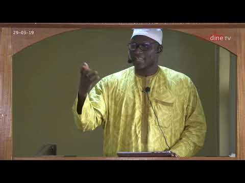 Khoutbah 29 03 19: Le Messager d'Allah en tant que Leader