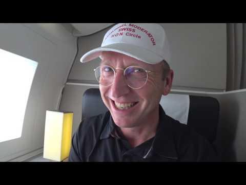 SO FLIEGT MAN SWISS FIRST CLASS #1 | V.I.P. Flight Report | Boeing 777