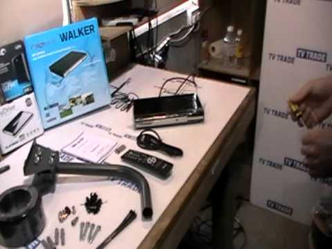 Saorview Receiver & TV Aerial Kit